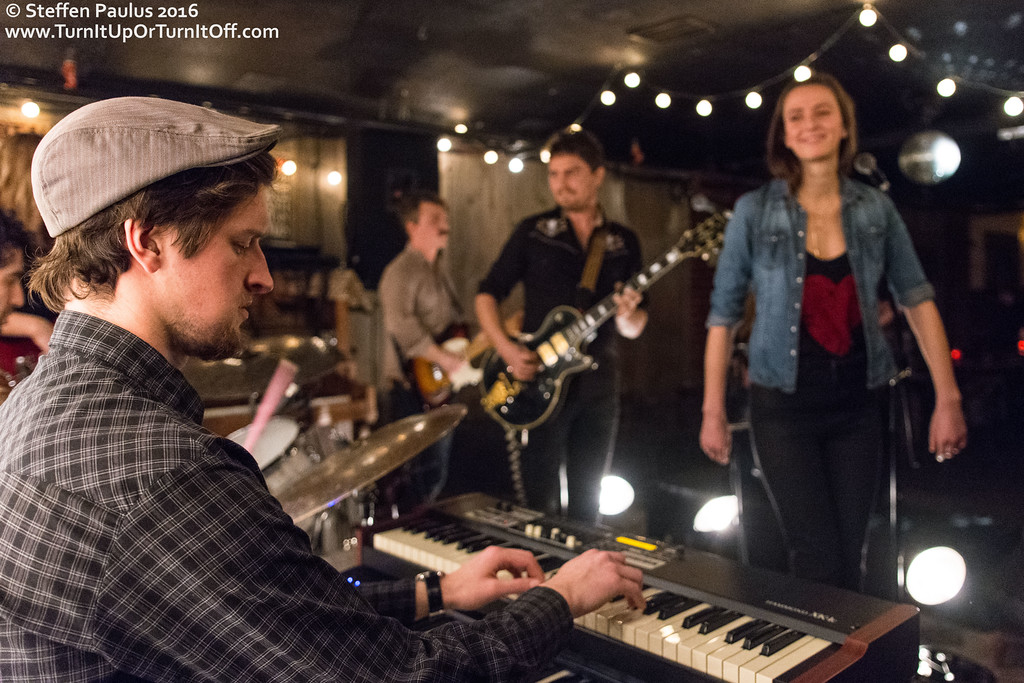 Greg Cockerill Band @ Dakota Tavern, Toronto, ON, 21-January 2016