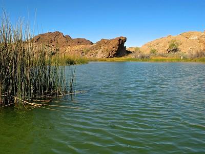 Trampas Lagoon