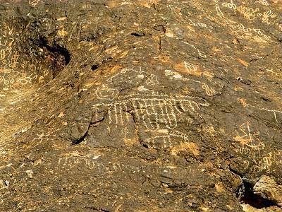 Petroglyps