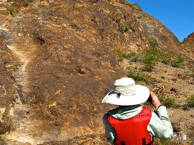 Petroglyp Rock