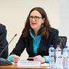 Ms Cecilia Malmström, Commissioner for Trade