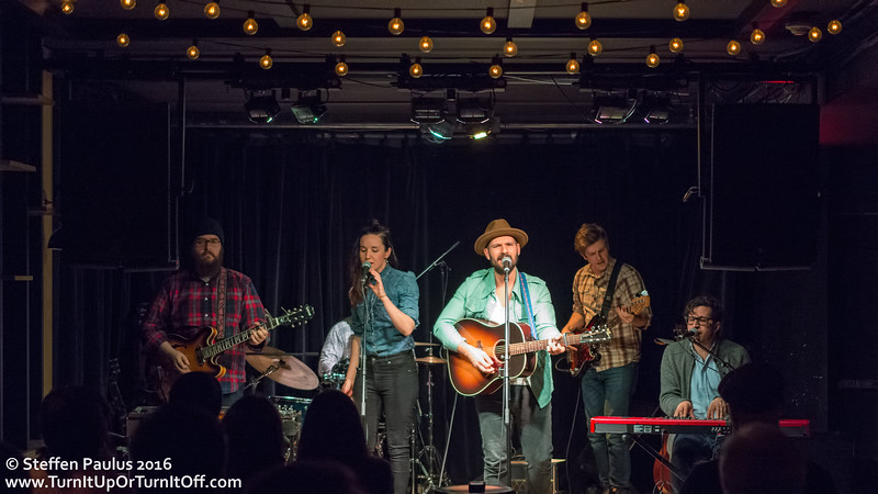 Ben Kunder @ Burdock Music Hall, Toronto, ON, 3-March 2016