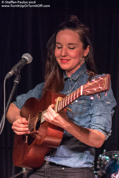 Sarah MacDougall @ Burdock Music Hall, Toronto, ON, 3-March 2016