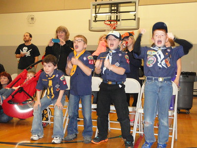 20160304 - Pack Pinewood Derby