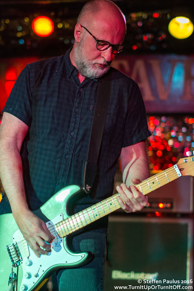 Bob Mould @ Horseshoe Tavern, Toronto, ON, 3-May 2016
