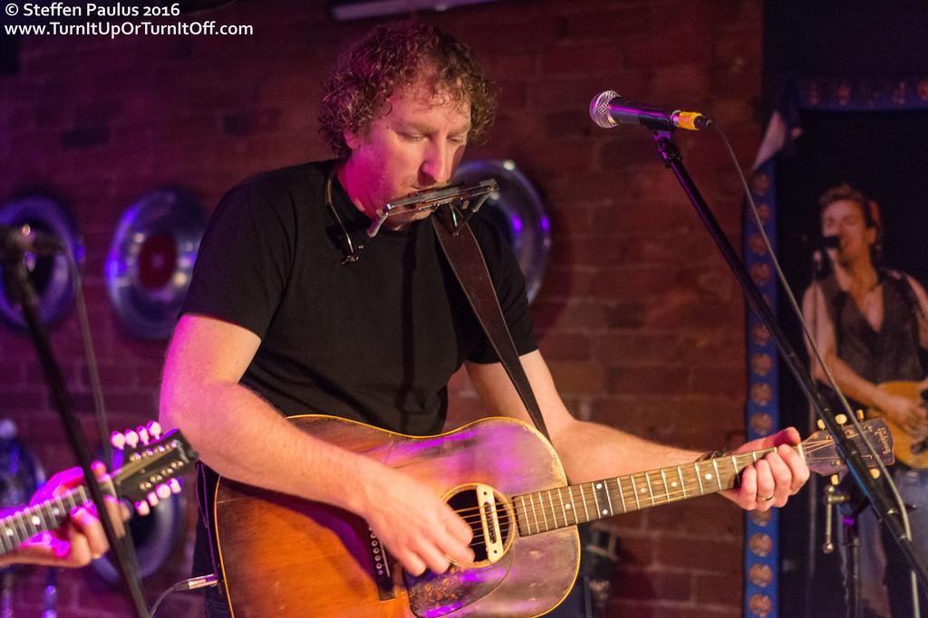Trevor Alguire @ Cadillac Lounge, Toronto, ON, 5-May 2016