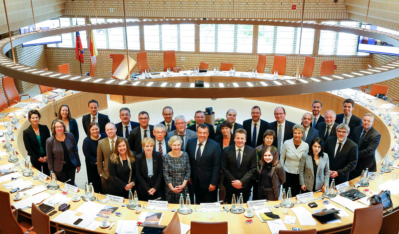 EEA Joint Parliamentary Committee meeting at Liechtensteiner Landtag, Vaduz