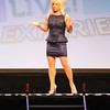 Theresa Caputo, star of TLC's reality television series, Long Island Medium, brought her Theresa Caputo Live! The Experience show to CN Centre on Saturday. Citizen Photo by James Doyle    June 4, 2016
