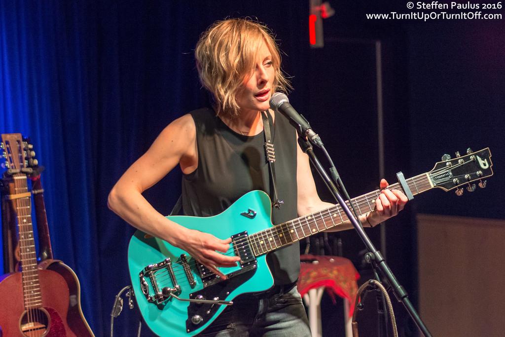Christina Martin @ Burdock Music Hall, Toronto, ON, 9-June 2016