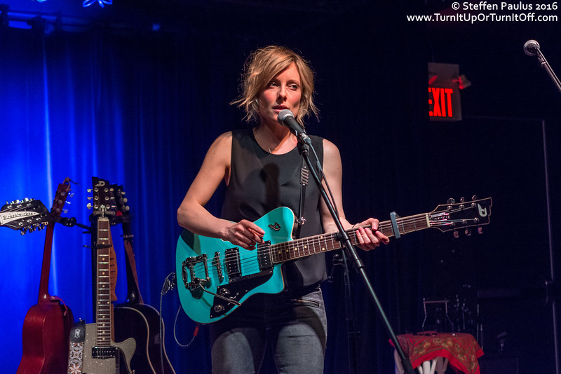 Christina Martin @ Burdock Music Hall, Toronto, ON, 9-June 2016