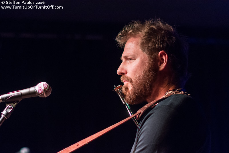 Matt Epp @ Burdock Music Hall, Toronto, ON, 9-June 2016