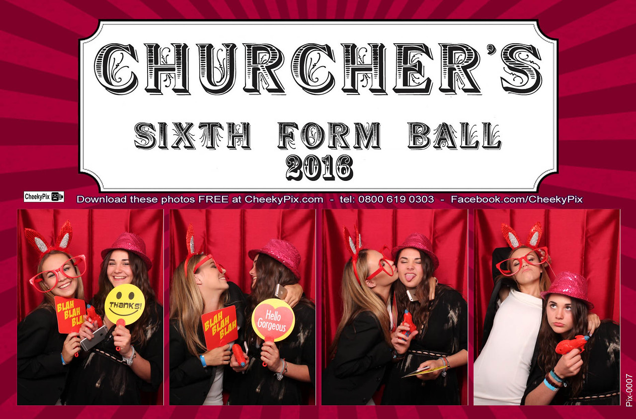 Prom photobooth hire