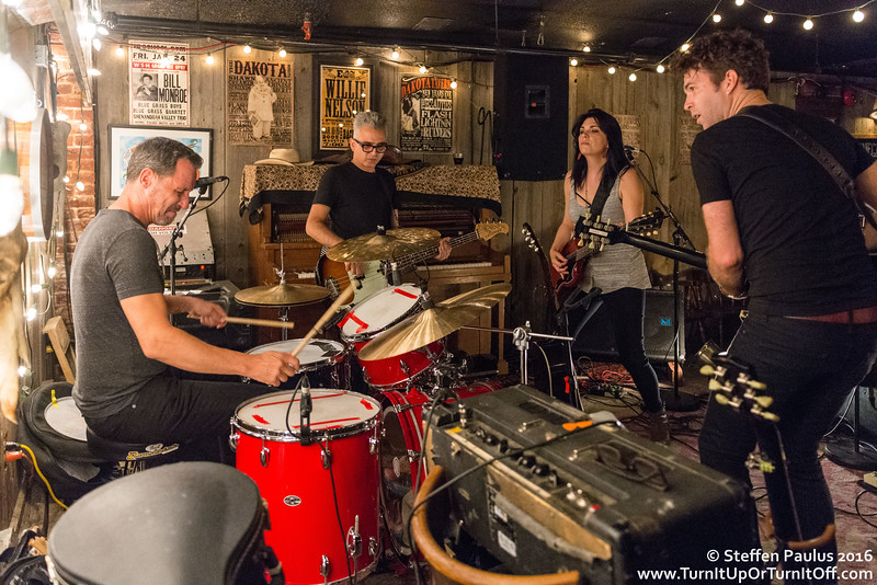 The Heartbroken @ The Dakota Tavern, Toronto, ON, 12-July 2016