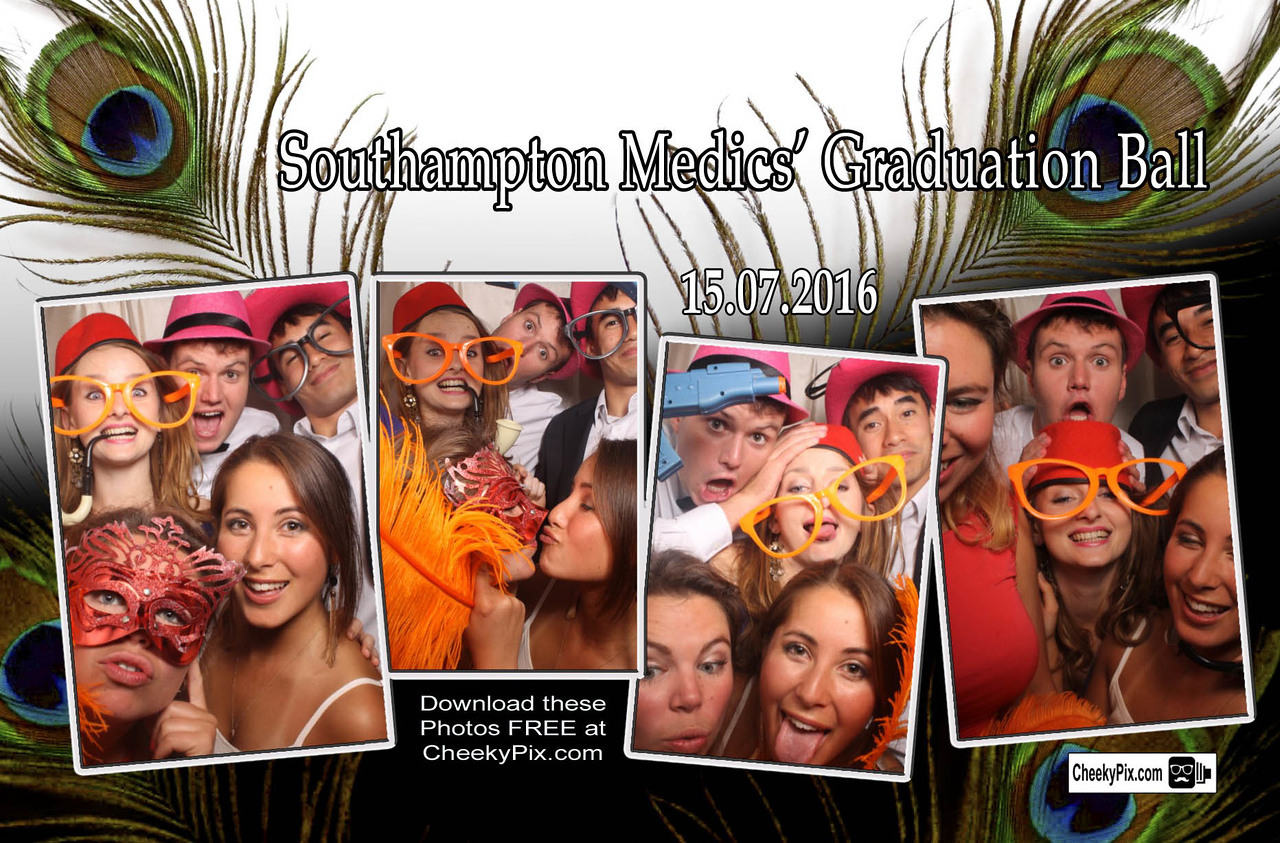 Student photobooth hire