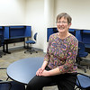 Academic Director at UNBC Dr. Cindy Hardy in the new Statistics Canada Research Data Centre in Prince George at the university. Citizen photo by Brent Braaten   Oct 26 2016