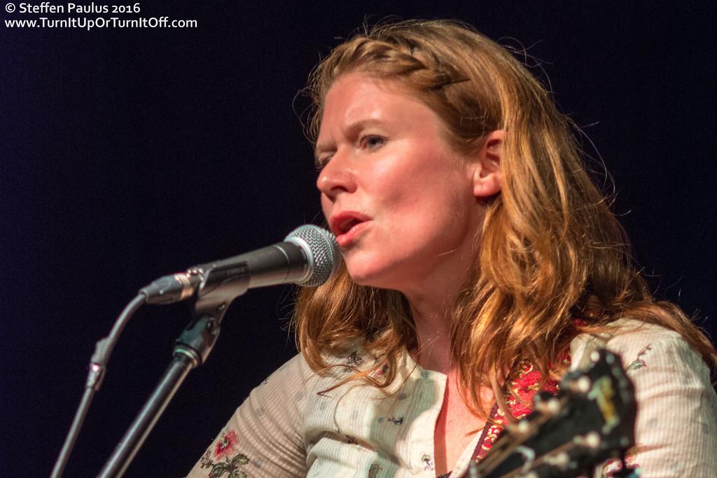 Norma MacDonald @ Burdock Music Hall, Toronto, ON, 13-October 2016