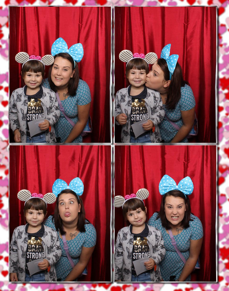 Wedding photobooth hire