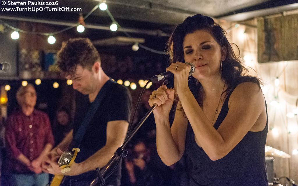 The Heartbroken @ The Dakota Tavern, Toronto, ON, 2-November 2016