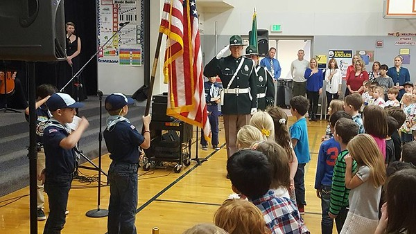 20161109 - Veterans Day Assembly