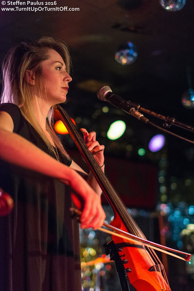 Skye Wallace @ Horseshoe Tavern, Toronto, ON, 11-November 2016