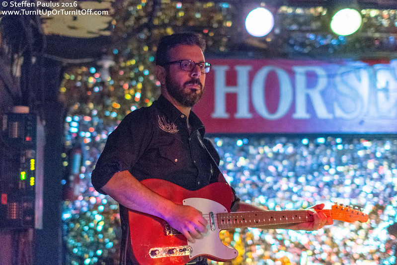 LeBarons @ Horseshoe Tavern, Toronto, ON, 11-November 2016