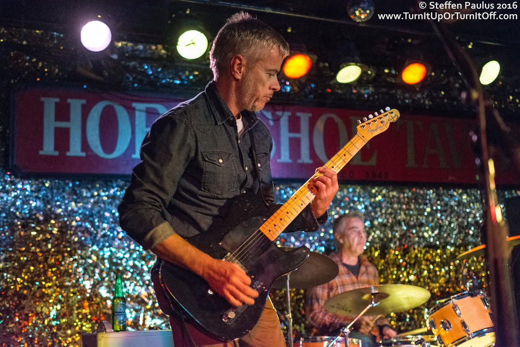 NQ Arbuckle @ Horseshoe Tavern, Toronto, ON, 11-November 2016