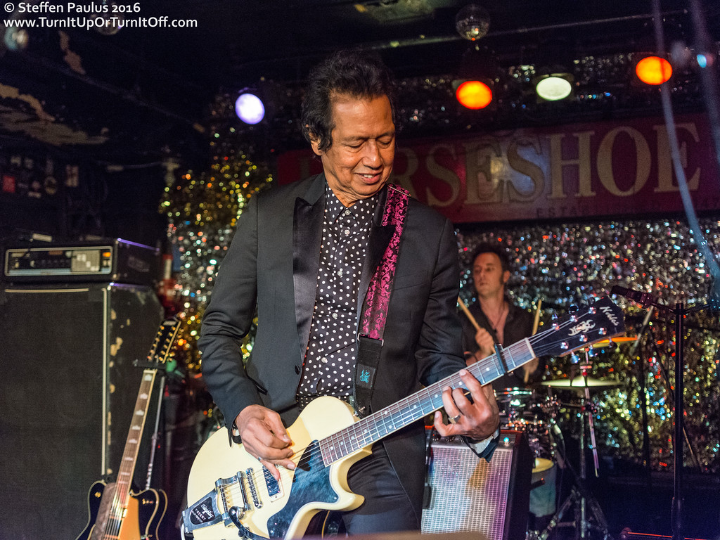 Alejandro Escovedo @ Horseshoe Tavern, Toronto, ON, 23-November 2016