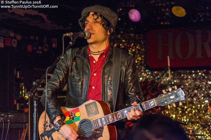 Jesse Malin @ Horseshoe Tavern, Toronto, ON, 23-November 2016