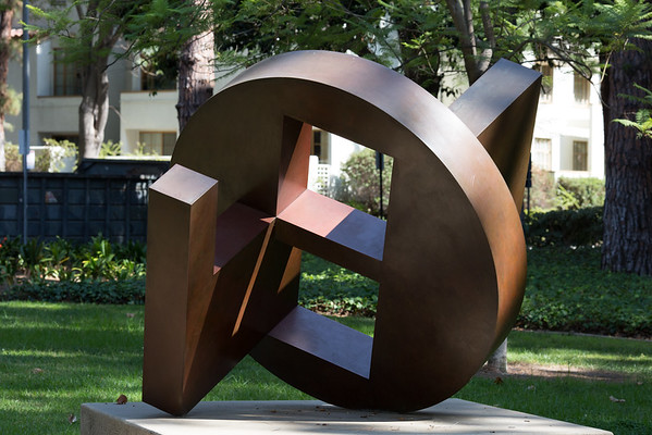 2016.8.27 UCLA Sculpture