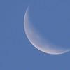 Moon, Waning Cresent