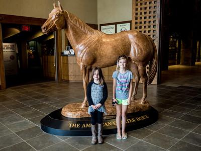 07-26 Quarter Horse Museum