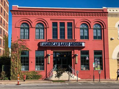10-13-2018 American Banjo Museum Oklahoma City