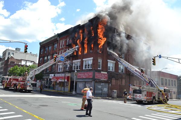 3rd Alarm 370 High Street, Holyoke, MA 7/3/16
