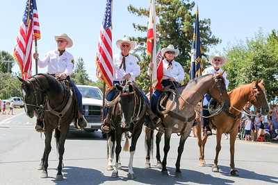 56th Annual Black Bart Parade