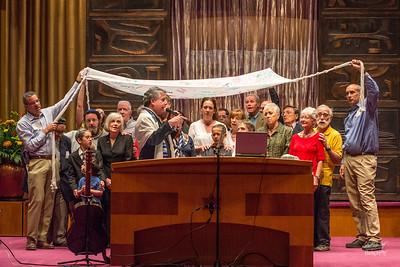 70th Anniversary Shabbat Service