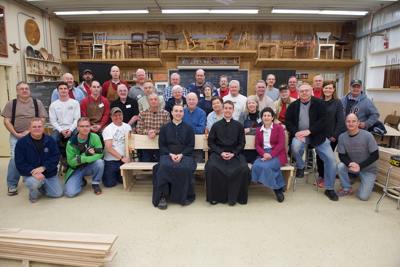 Together We Can Make a Difference-  78 Beds for St. Thomas Aquinas Seminary with Brother Mark