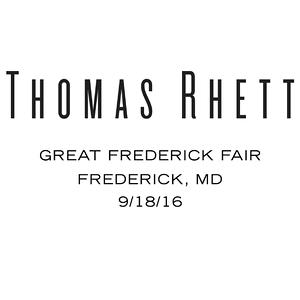 9/18/16 - Frederick, MD