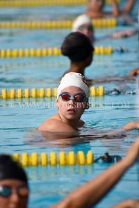 Makalyn Maser, Sr. JV Girls 200 yd medley relay. 1st place. Time: 2:14.28
