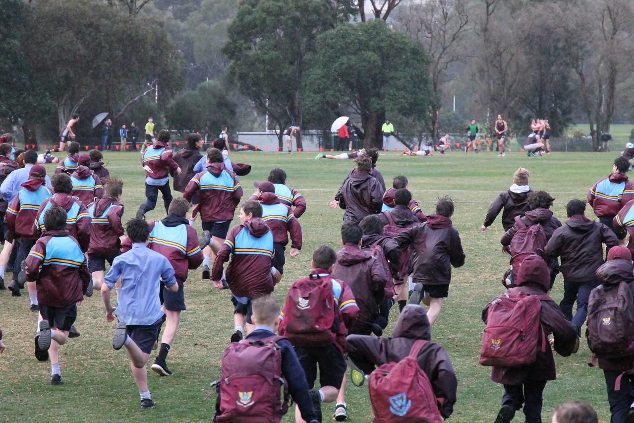 2015 AGS Football Grand Final