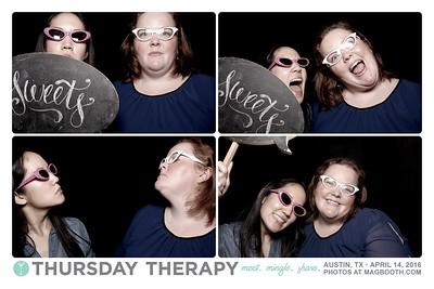 AUS 2016-04-15 Thursday Therapy