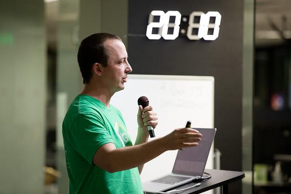 Accessibility, RxJS, Data Viz in Angular 2. Co-host: SouthBayJS  @BenLesh @modernweb_ Speaker: Ben Lesh, Senior Software Engineer, Netflix