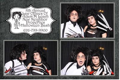 Adam Leech Annual Halloween Bash