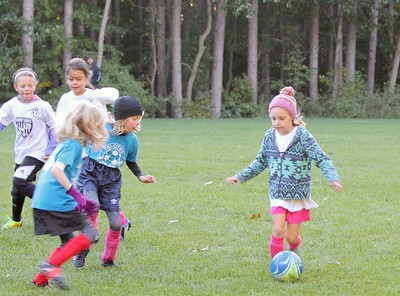 Addison & Wyatt Soccer