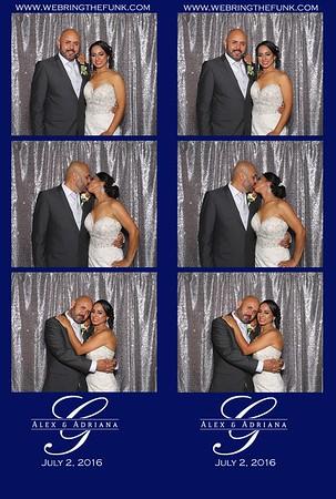 Alex and Adraina's Wedding