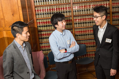 Asian Pacific American & South Asian Law Student Associations Reception