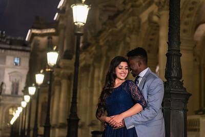 Ana & Jordan Paris