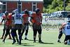 10/8/16 Blufton University @ Anderson University at Macholtz Stadium in Anderson, IN. Photo by Eric Thieszen.