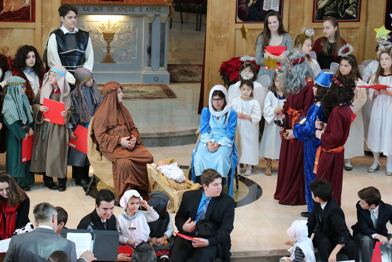 Ann Arbor Liturgy & Christmas Pageant