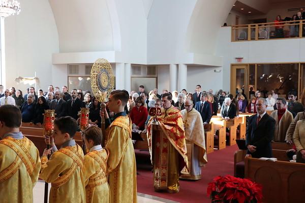Ann Arbor Liturgy & Christmas Pageant