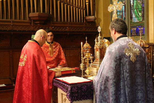 Annunciation of the Theotokos Hierarchical Divine Liturgy